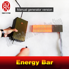 Takagism Game prop manual generator Energy bar  version for room escape game  adventurer puzzles to run chamber room