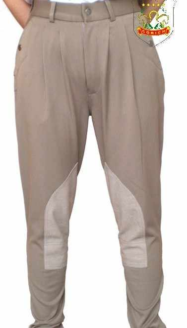 High Quality Horse Riding Breeches Soft Breathable Skinny Loose Knickerbockers Equestrian Pants Horse Racing Chaps For Plump
