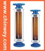 Dn50 LZB 50 стекло ротаметр расходомер для жидкости и газа. Фланцевого соединения
