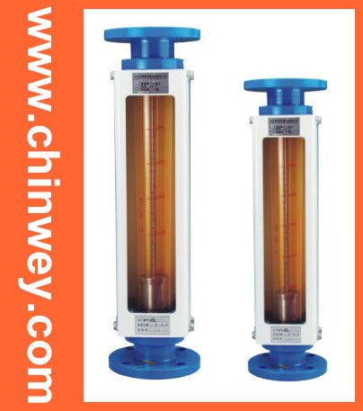 Dn50 lzb 50 ガラスロータメータ流量計液体及び ガス 。 フランジ接続  グループ上の ツール からの 流量計 の中 1