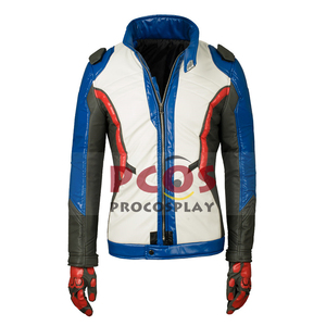 O v e r w a t c h Soldier 76 Cosplay Costume Jacket / Coat mp003088
