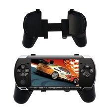 Preto Flexível Controlador Gamepad Titular Pega Suporte Para SONY PSP 3000 para Plástico Durável