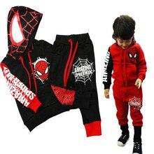 человек паук детская одежда костюм на девочку костюмы для мальчиков спортивный костюм для девочки спортивный костюм на мальчика распродажа детской одежды костюмы детские Комплекты для девочек Одежда для мальчиков