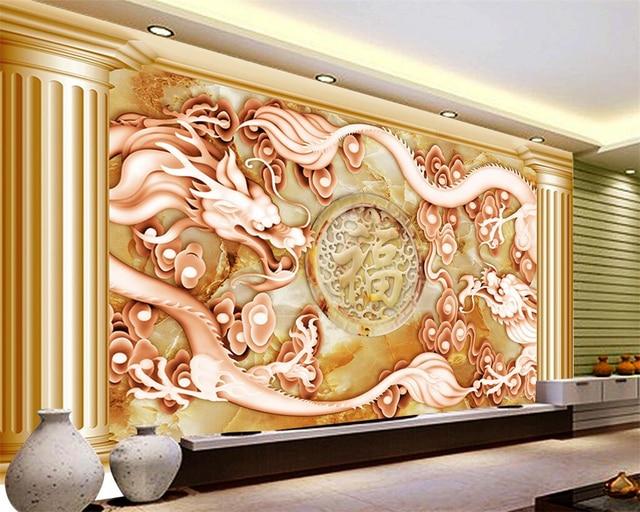 Beibehang Custom Wallpaper House Decorative Mural European Style ...