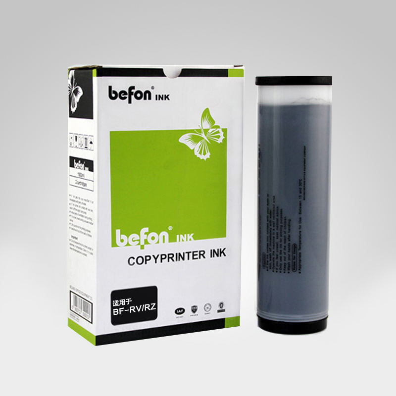 befon Duplicator Ink RZ ink for use in RZ200 220 230 530
