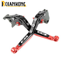 Motorcycle Folding Adjustable Clutch Levers For honda CBR500R/CB500F/X 2013 2014 2015 2016 2017 2018 CNC Aluminum brake lever цена 2017