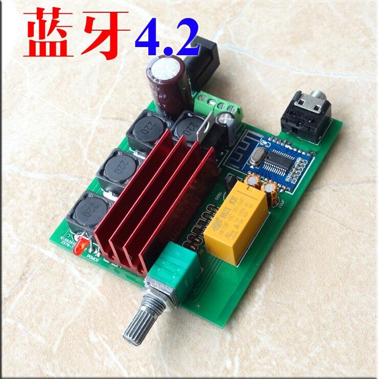 2.0 HIFI TPA3116 Bluetooth 4.2 Digital Amplifier Board