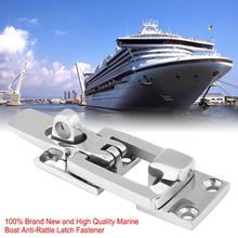 Stainless Steel Marine Boat Anti-Rattle Locker Hatch Latch Clamp Fastener 70MM Professional Marine Hardware