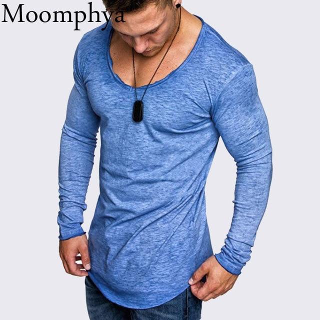 Moomphya Splicing oversize t shirt men Slim men t-shirt summer tops Hip hop streetwear tshirt camisetas hombre tee shirt homme