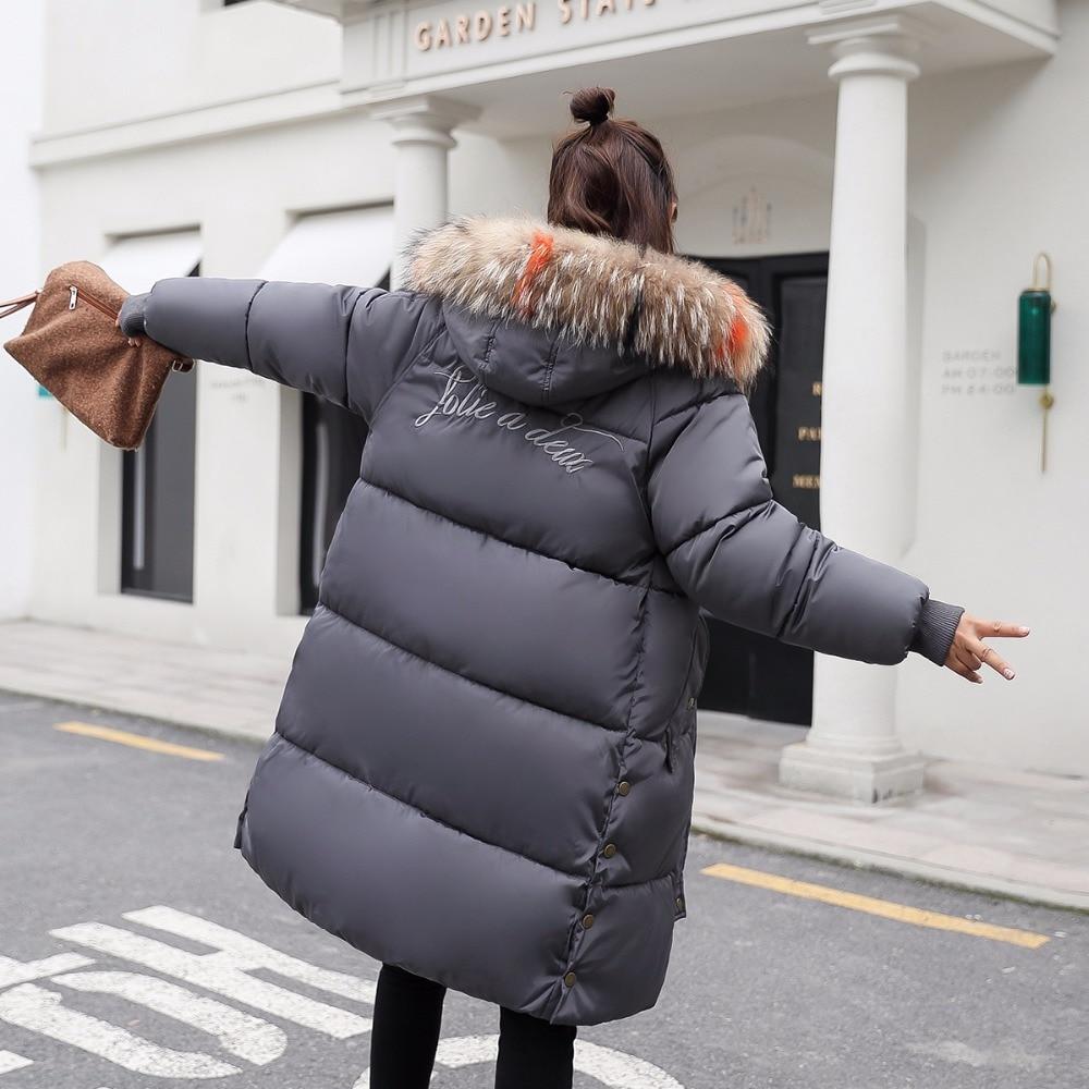 light Black Assurance taille Femme 2018 De Coton Épais pink R326 Nouvelles Chaud D'hiver Noir Plus À Vestes Red creamy Veste white Manteau Manteaux gray Capuchon Femmes Qualité SqwRUxvpW