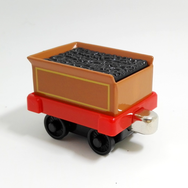 T0136 Diecasts Vehicles Thomas Dukes truck Thomas And Friends Magnetic Truck Car Locomotive Railway Train For Boys children