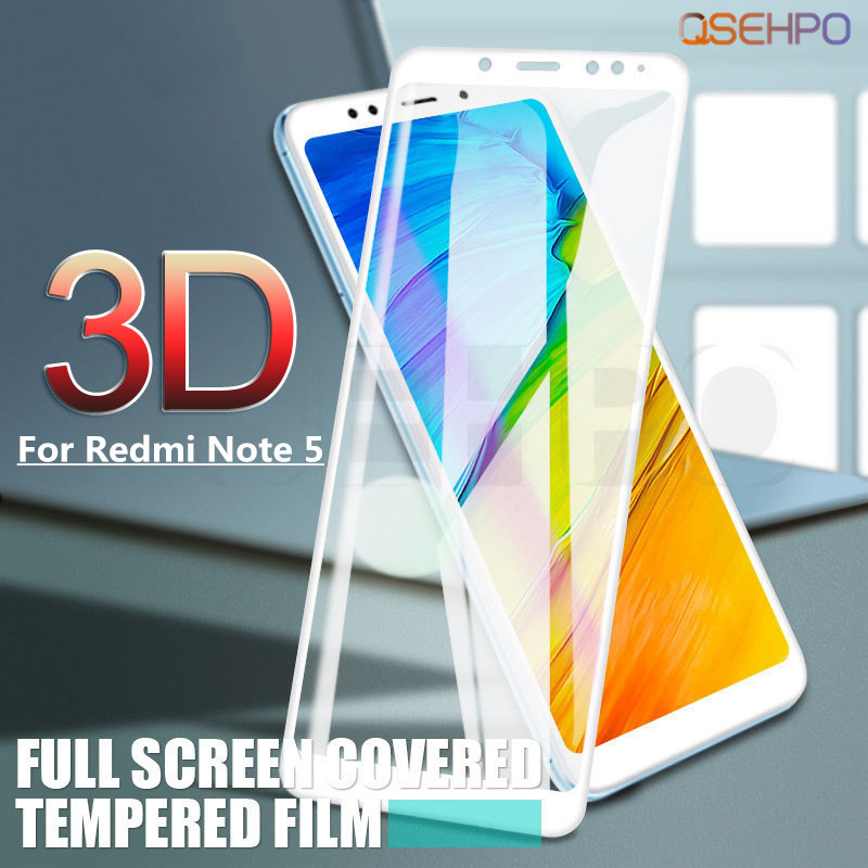 Full cover Tempered Glass For Xiaomi Redmi Note 5 Global Version 5.99 Screen Protector For Redmi Note 5 safety protective FilmFull cover Tempered Glass For Xiaomi Redmi Note 5 Global Version 5.99 Screen Protector For Redmi Note 5 safety protective Film