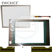 NEW PANEL 15T 677/877 ROHS A5E00747046 15Inch HMI PLC Touch screen AND Front label panel Frontlabel