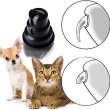 Перезаряжаемые гвозди собака уход за кошкой уход USB Электрический лак для собачьих когтей шлифовальный станок триммер машинка для стрижки домашних животных лапы ногтей резак