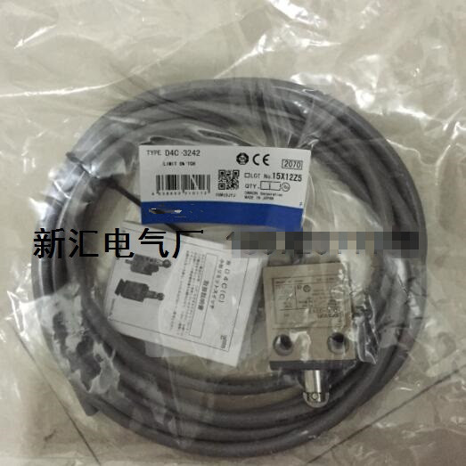 Original new 100 hot spot import quality trip switch D4C-1342 limit switch quality assurance