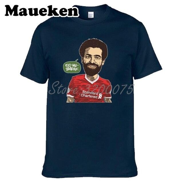 Men Mohamed Salah 11 T-shirt Clothes T Shirt Men s for Red Egypt fans gift  o-neck tee W17082702 772f9818b
