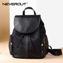 NeverOut Preppy Style Backpacks for Teenage Girls Travel Women Fashion School Bag Student Kanken Backpack Vintage