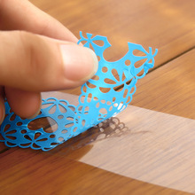 DIY Lace pattern decorative tape 18mm * 1m stickers Scrapbook Stationery School supplies cartoon waterproof paper tape