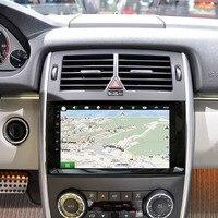 2G 32G SIM 2 din android автомобильное радио мультимедиа gps навигация для Mercedes Benz Sprinter B200 W209 W169 B class W245 B170 Vito