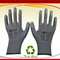 NMSafety 12 Пар перчатки для ПУ ладонью покрытие перчатки безопасности