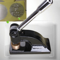 Big Metal Custom Embosser Seal Stamp Certificate And Office Document Sealing