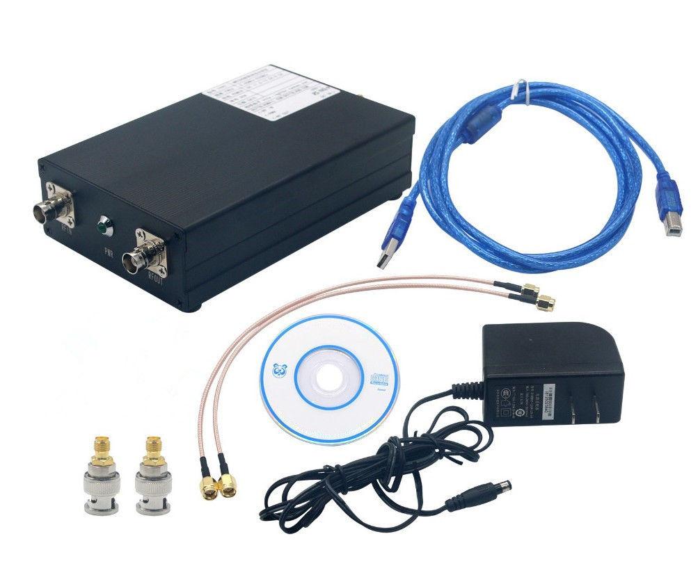 Made by BG7TBL NWT500-BNC Frequency Sweep Analyzer Amplitude Frequency Meter DC12V 50K to 550M USB Interface WinNWT4