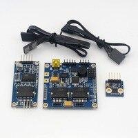 SimpleBGC V2.4 AlexMos Firmware 3 Axis Simple Brushless Gimbal Controller BGC & IMU6DOF Sensor Module 3RD