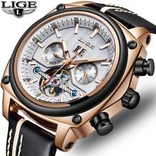 LIGE Mechanical Large Dial Business LIGE9897