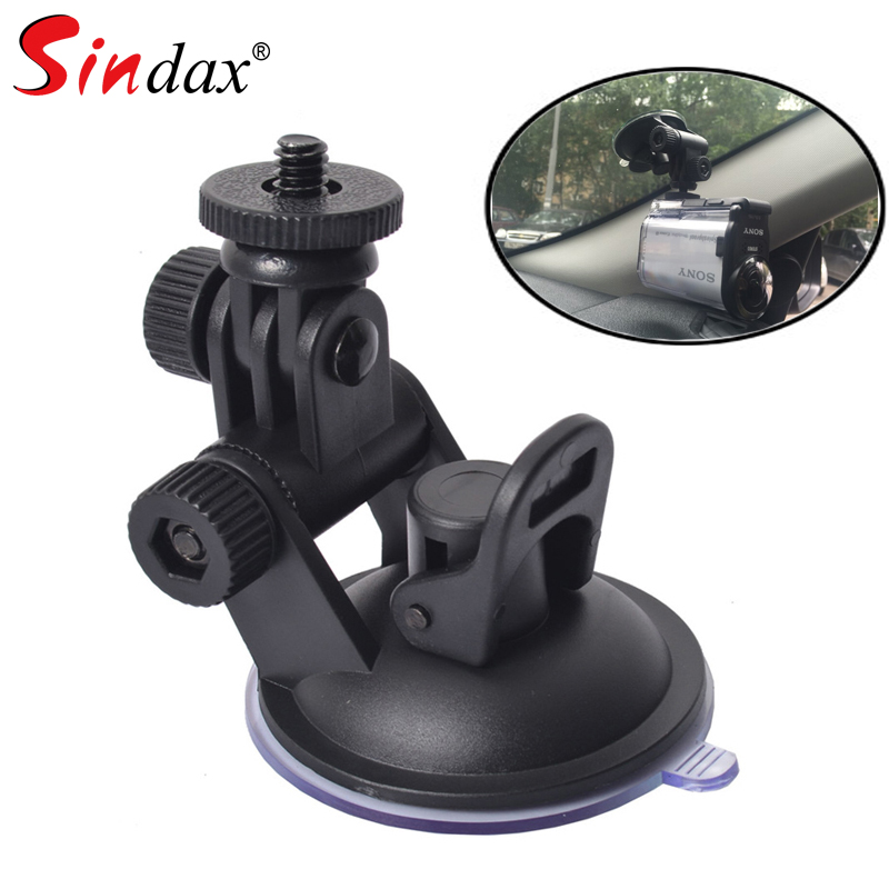 Car GPS DV DVR Universal Mini Car Suction Cup Mount Tripod Holder Car Mount Holder  Car GPS DV DVR Camera Universal Accessories