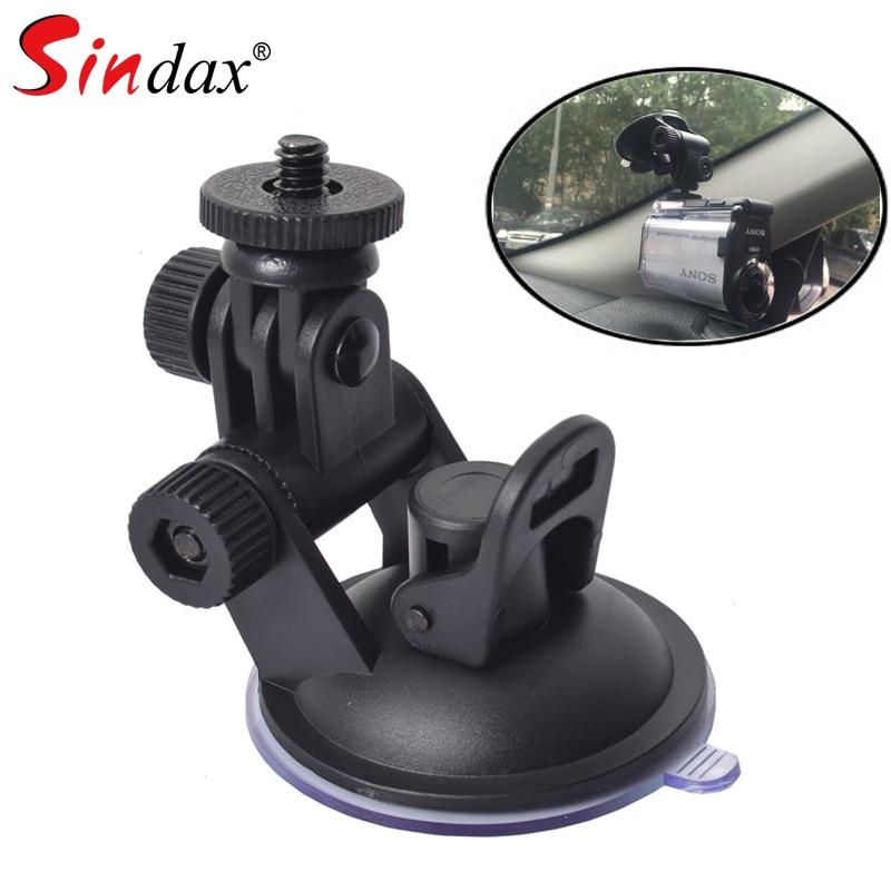 Car GPS DV DVR Universal Mini Car Suction Cup Mount Tripod Holder Car Mount Holder  Car GPS DV DVR Camera Universal Accessories