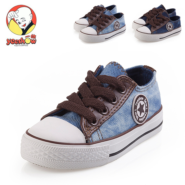 Expert skills children shoes canvas shoes girls shoes 2012 male child breathable comfortable child cotton-made lacing shoes