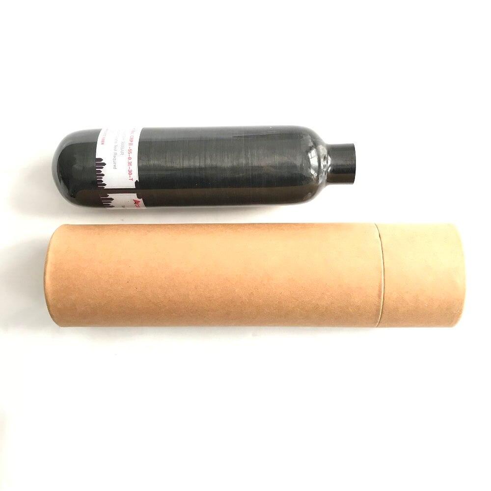 AC3035 New 2019 0.35L 4500psi 30Mpa Mini Carbon Fiber High Pressure Pcp Air Rifle Paintball Gun Hunting Airsoft Gun Acecare