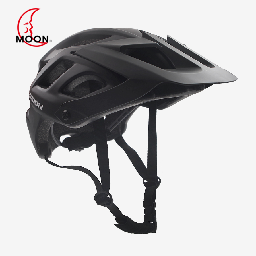 c5e40cbd moon trail rs evo bicycle helmet ixs off-road mtb mountain bike helmet  visor man