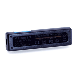 Image 4 - Varicore v1スマートバッテリ充電器ポータブル小さな用26650 21700 18650 26650 18500 16340 14500 18350 3.7ボルトリチウム電池