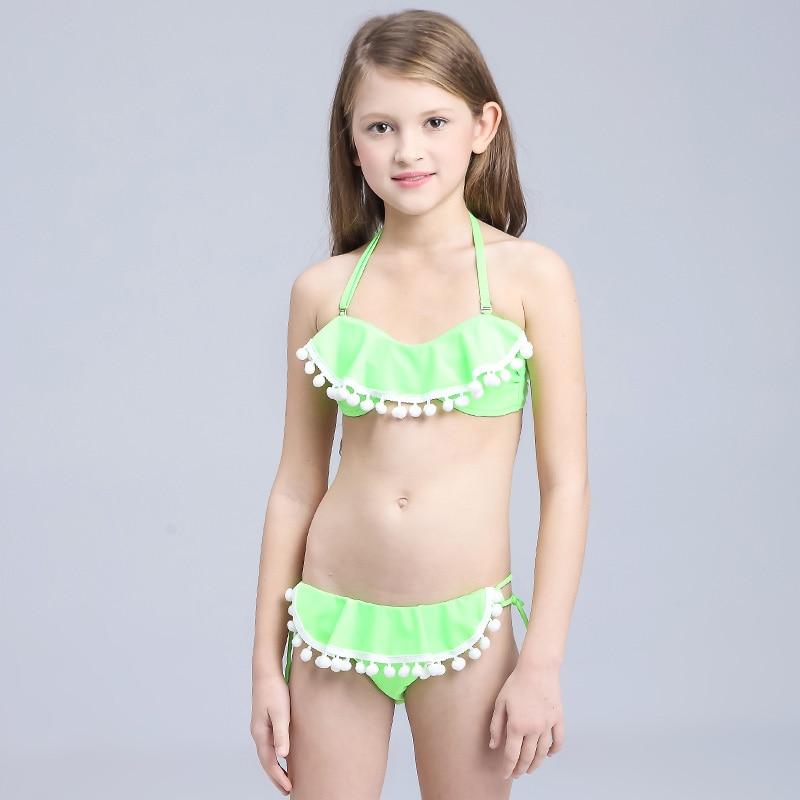 wlmonsoon bikini kids maillot de bain fille 2016 new girls. Black Bedroom Furniture Sets. Home Design Ideas