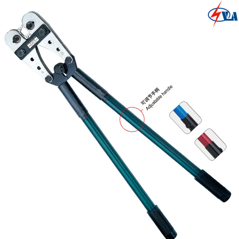 HX-245B non-welding and standard electrical 70-240mm2 terminal crimping tools  цены