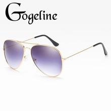 Gogeline 2019 Pilot Aviation Sunglasses Gradient for Men Wom
