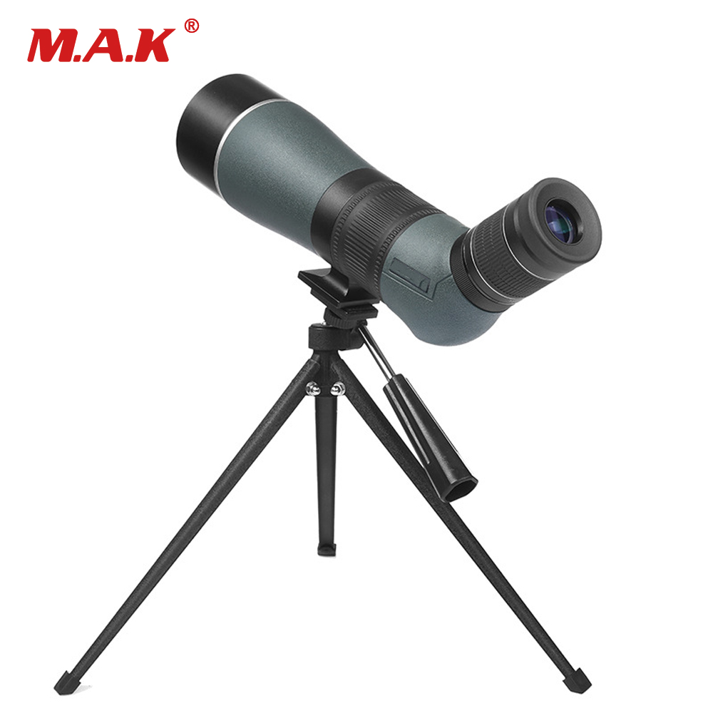 Long Range 15-45X65 Monocular Telescope Big Angle Wideangle Zoom Low Light Level Night Vision Waterproof for Hunting Shooting зрительная труба veber snipe 15 45x65 gr zoom