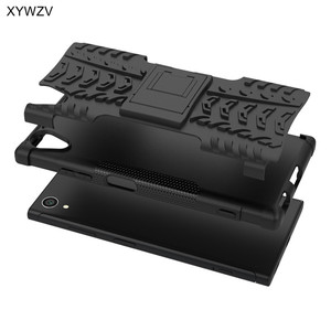 Image 2 - Na telefony komórkowe dla Coque Sony Xperia XA1 Plus obudowa odporna na wstrząsy silikonowe etui na telefony dla Sony Xperia XA1 Plus skrzynki pokrywa dla Xperia XA 1 Plus Shell