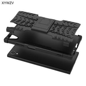 Image 2 - sFor Coque Sony Xperia XA1 Plus Case Shockproof Silicone Phone Case For Sony Xperia XA1 Plus Cover For Xperia XA 1 Plus Shell