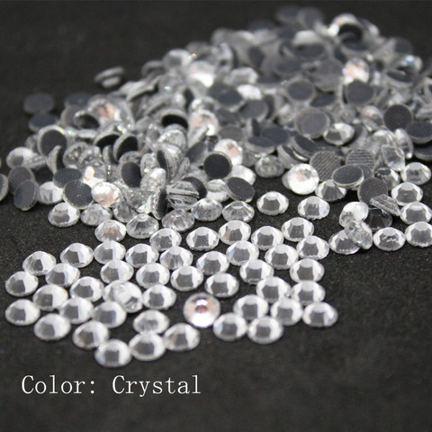 pacote de cristal grande cristal de vidro dmc hotfix corte maquina de strass hot fix