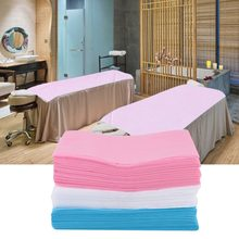 Tattoo Disposable Bed Sheet Waterproof Oil-proof Bed Cover for Salon SPA Non-woven fabric Tattoo Table Hotels Covers Supplies(China)