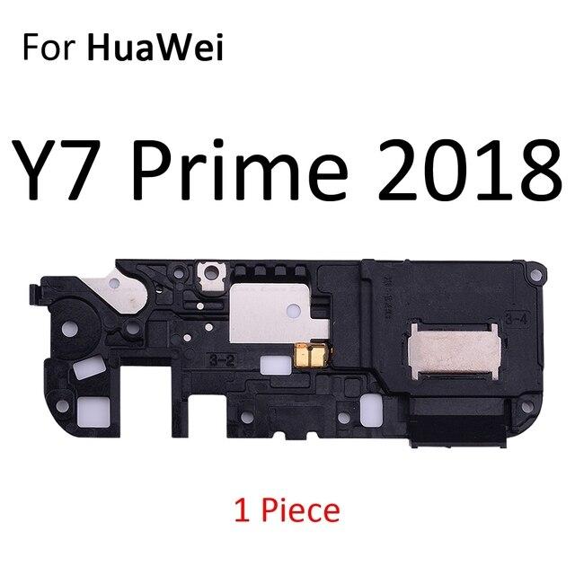 Haut-parleur sonore sonnerie pour HuaWei Y9 Y7 Y6 Pro 2019 Y5 Prime 2018 GR5 2017 haut-parleur câble flexible pièces de sonnerie