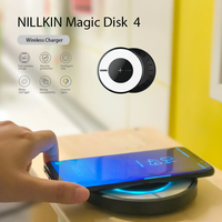 Qi Wireless Charger Nillkin 2 In 1 Phone Charger Night Light Fast Wireless Charger Pad For