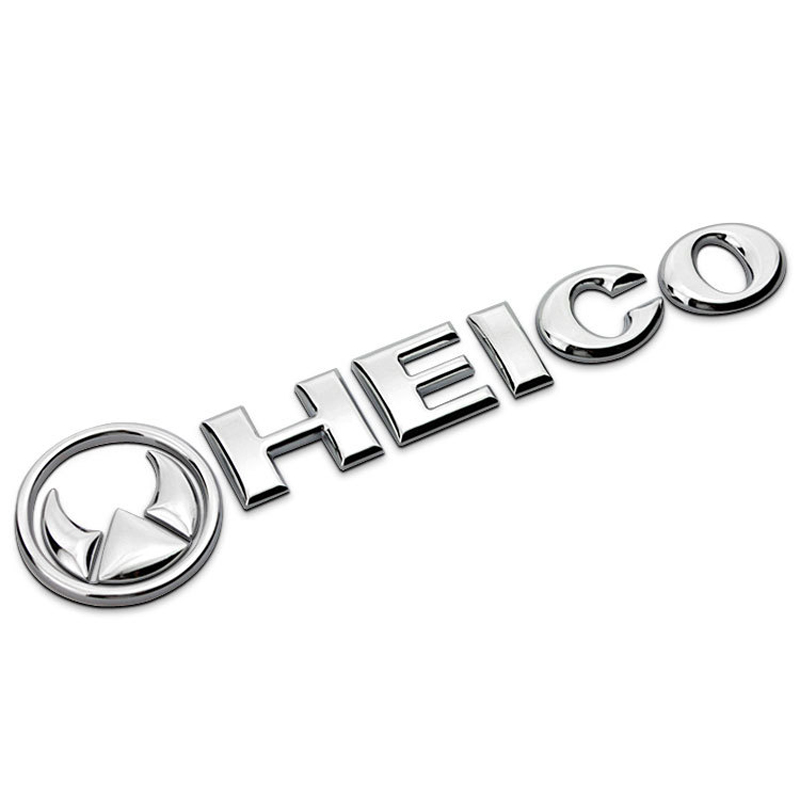 Car <font><b>Styling</b></font> HEICO Emblem Badge Car Sticker Decals For <font><b>Volvo</b></font> V40 <font><b>V50</b></font> V60 V70 S40 S60 S60L S70 S80 S90 XC40 XC60 XC70 XC80 XC90 image