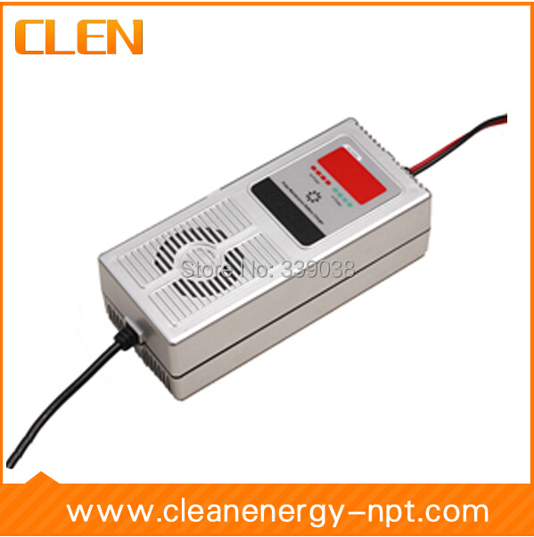 12V 4A Lead Acid Battery Charger Reverse Pulse Charging Desulfator Auto Vehicle Battery Charger