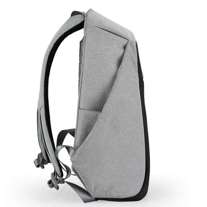 Mixi унисекс рюкзак для мужчин и женщин школьные сумки для мальчиков и девочек ранец 15,6 рюкзак для ноутбука USB зарядка 2019 тренд Мода 17 18 дюймов M5510