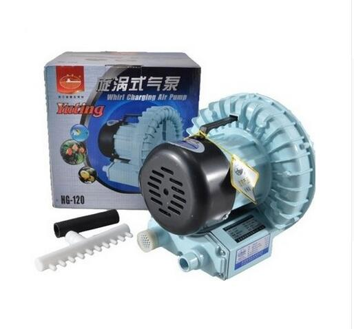 Sunsun Hg090 Hg120 Hg180 Hg200 Hg250 Hg370 Koi Pond Whirl Charging Industry Electric Air Pump.whirl Charging Industrial Air Pump Home & Garden