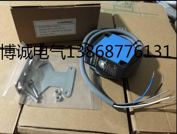 New original  Photoelectric switch PTK-5555-320-10 100% new and original fotek photoelectric switch a3g 4mx mr 1 free power photo sensor