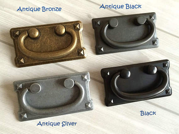Bail Pulls For Furniture Cabinet Handle Backplate Promotion-Shop for Promotional Cabinet Handle ...